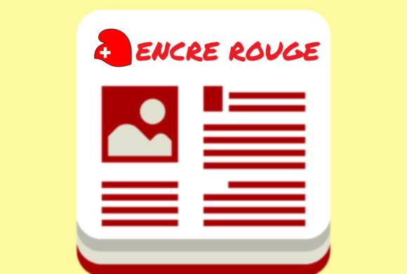Encre Rouge n°63