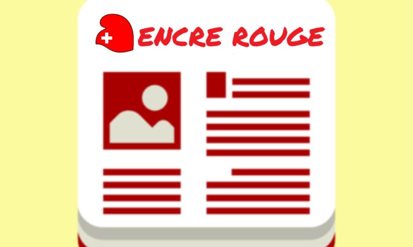 Encre Rouge n°64